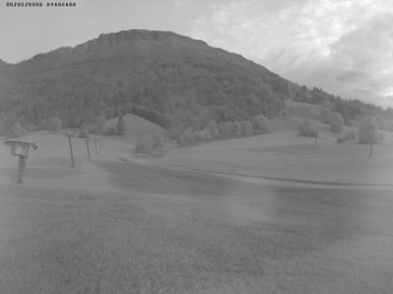 Webcambild Skizentrum Pfronten